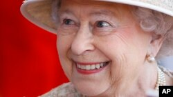 Sarauniyar Ingila Queen Elizabeth
