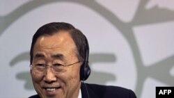 Këshilli i Sigurimit rekomandon rizgjedhjen e Ban Ki Munit për një mandat të dytë si kreu i OKB-së