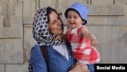 نازنین زاغری شهروند بریتانیایی ایرانی که در سفر به ایران بازداشت شد