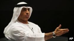 Duta Besar Uni Emirat Arab (UEA) untuk AS, Yousef al-Otaiba. (Foto: dok).