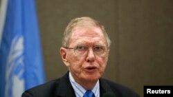 Ông Michael Kirby, cựu Chủ tịch Ủy ban điều tra LHQ soạn thảo bản phúc trình về nhân quyền Bắc Triều Tiên