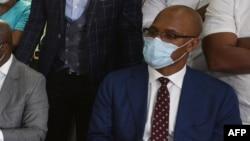 Didier Drogba ya gabatar da takardun tsayawa takara