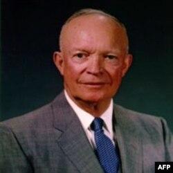 Dvajt Ajzenhauer, 34. predsednik SAD
