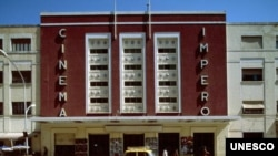 Asmara: a Modernist City in the African nation of Eritrea. (Asmara Heritage Project)