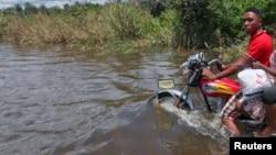 On redoute que les inondations qui frappent le Niger ne compromette la sécurité alimentaire à l'avenir
