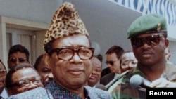 Le président Joseph Désiré Mobutu Sese Seko est mort le 7 septembre 1997 à Rabat, Maoc.