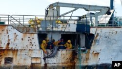 Penangkapan ikan Antartika