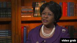 African Union Ambassador to the U.S. Arikana Chihombori-Quao