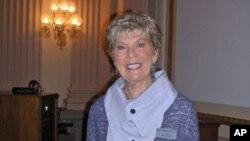 NATA President Marjorie Albohm