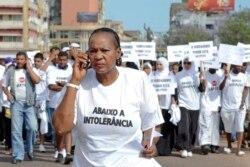 """Alice Mabota: """"Não faz sentido celebrar este dia"""" - 2:19"""