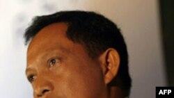 Ông Tito Karnavian, người đứng đầu đơn vị chống khủng bố của Indonesia