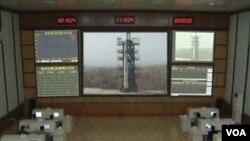 Suasana peluncuran misil Korea Utara (Foto: dok).
