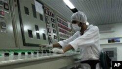 伊朗核電廠與電網連接