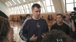 Russia's Basketball Billionaire Runs for President