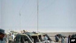 আত্মঘাতী বোমা আক্রমনকারীর হামলায় আফগানিস্তানে দুই ব্যক্তি নিহত