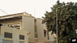 Edifício da embaixada da Suécia em Luanda