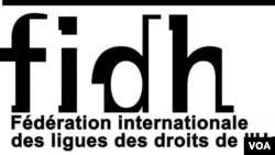 logo of FIDH