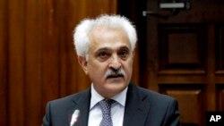 رنگین دادفر سپنتا مشاور پیشین امنیت ملی افغانستان