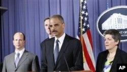 نیویارک واقعہ میں پاکستانی طالبان ملوث : امریکی اٹارنی جنرل