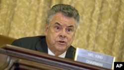 Republican US Representative Peter King, Jul 27, 2011