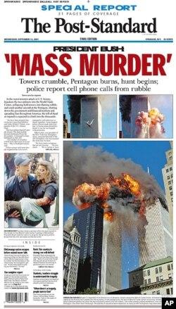 Dez anos do 11 Set: Crónicas da tragédia