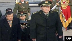 Bộ trưởng Quốc phòng Trung Quốc Lương Quang Liệt