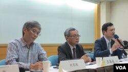 中华民国国际关系学会日前举行一场名为川普亚洲行之后的美中台关系及东亚局势座谈会