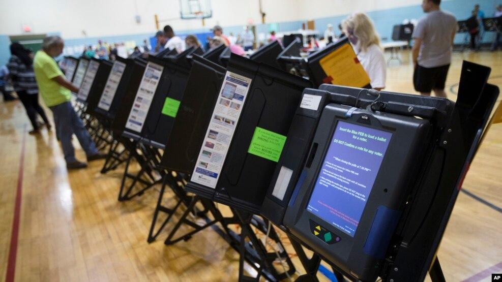 Sigurimi i zgjedhjeve të drejta në Shtetet e Bashkuara