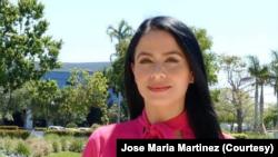 Latin Amerika'daki kadın cinayetlerine dikkat çeken Görünmez Pandemi çalışmasının başkanı Maria Jose Martinez