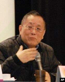 台灣中國文化大學社會科學院院長邵宗海