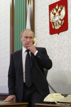 ကန္နဲ႔ ရုရွား မဟာမိတ္ ဆက္ဆံေရး ေဆြးေႏြးဖုိ႔ Putin ကမ္းလွမ္း