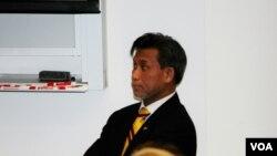 亨利班索托 菲律賓外交部海洋事務委員會秘書長