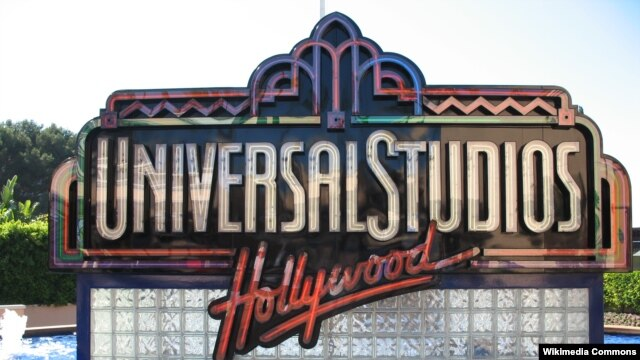 Phim trường Universal ở Hollywood