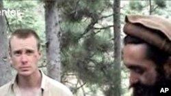 نشر نوار ویدیویی عسکر اسیرشده امریکایی توسط طالبان