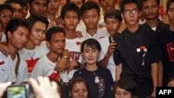 انتقاد از قانون جديد آزادی اجتماعات در برمه