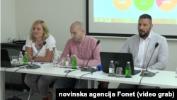 BIRN i nemački ogranak Reportera bez granica, Foto: video grab