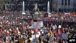 Мадрид. Испания. 19 февраля 2012 г.