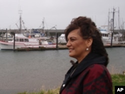 Quileute tribal chairwoman Bonita Cleveland is lobbying to move her people to higher ground.
