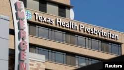 Texas Health Presbyterian Hospital in Dallas is treating a man infected with Ebola.