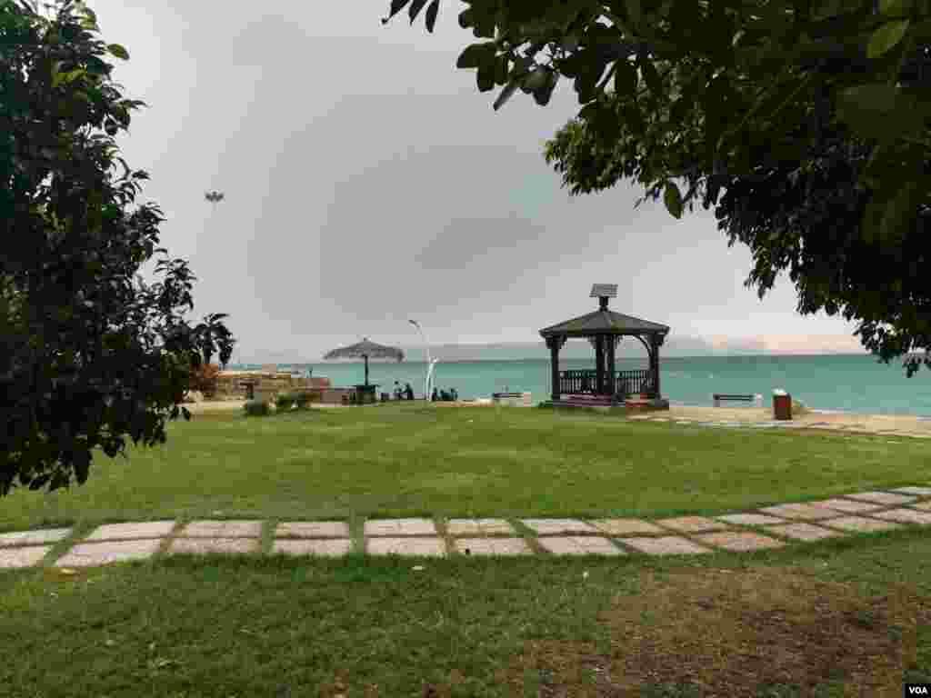 هوای خوب این روزها در جزیره کیش عکس: علیرضا (ارسالی شما)