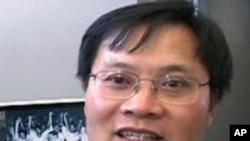 香港《动向》杂志总编张伟国