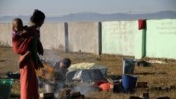 ရေသ့ေတာင္အနီး ပစ္ခတ္မႈေတြအတြင္း အရပ္သားမ်ား ထိခိုက္ဒဏ္ရာရ