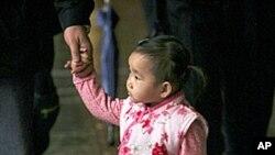 台灣生育率已經降到每名婦女生產不到一名嬰孩的水平。