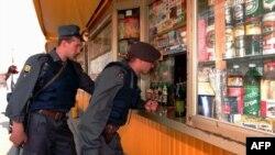 Алкогольная контрреволюция в России