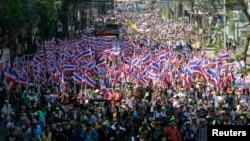 Масові протести у Бангкоку