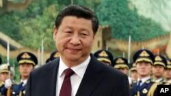 چین کے صدر ژی جنپنگ (فائل فوٹو)