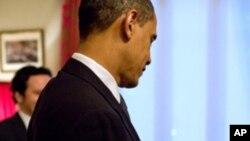 美国总统奥巴马接受诺贝尔和平奖