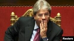 Глава итальянского правительства Паоло Джентилони