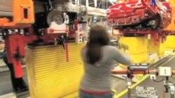 Data Menunjukkan Ekonomi AS Mulai Pulih - Laporan VOA 19 Maret 2012