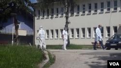 Bolnica u Crnoj Gori